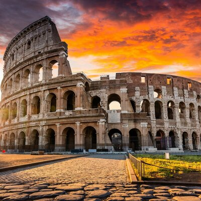Eix cronològic de l'antiga romà timeline