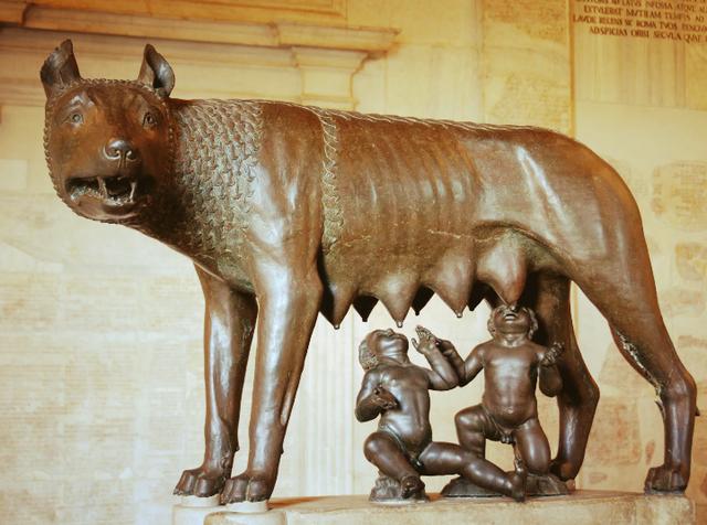 Fundació de Roma.
