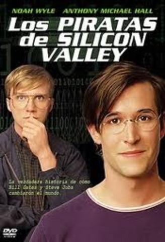 Estreno de Piratas del Silicon Valley