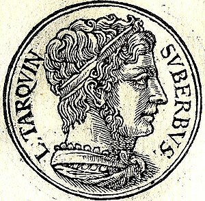 L'últim rei de Roma (Tarquini el Soberbi)