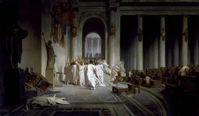 Assassinat de Juli Cèsar