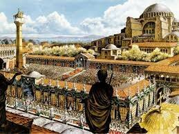 Constantinoble la nova capital de l'imperi.
