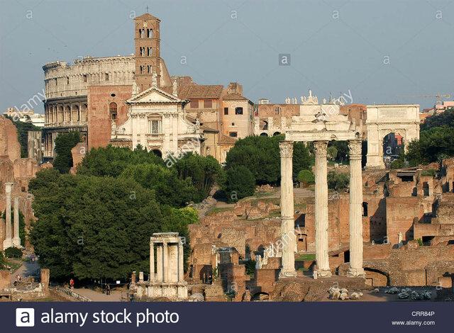 Roma conrola el Lacio