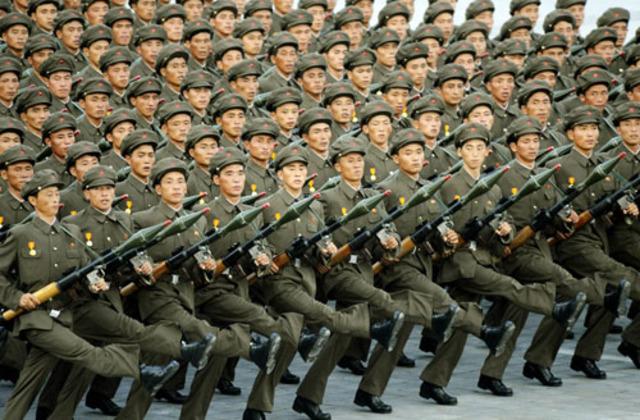 North Korean People's Army