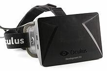 Oculus Rift prototype
