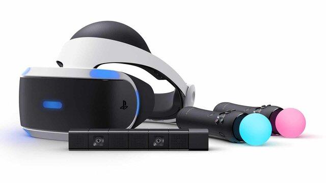 Playstation releases PSVR