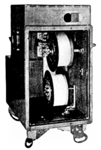 First movie camera made