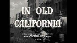 First Movie Filmed in Hollywood