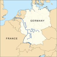 Començament de la invasió de l'Imperi Romà Occidental