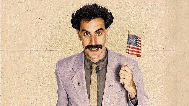 Borat:Viaje a EE.UU