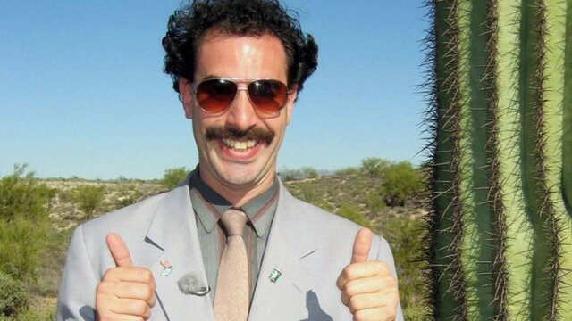 Borat Viaje a España