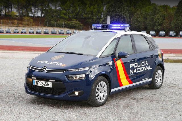 Problemas con la Policia Nacional