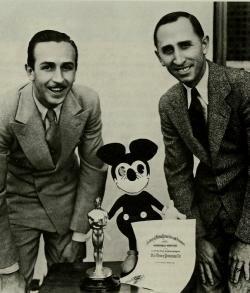 The creation of Disney