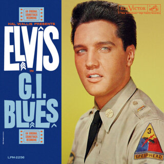 Elvis Presley Returns From The Military To Go Back To Hollywood