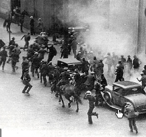 Water front strike of 1934