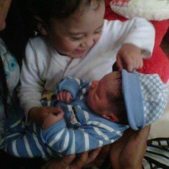 Nació mi hermano juan
