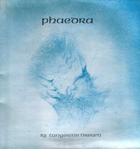 Tangerine Dream release the album Phaedra