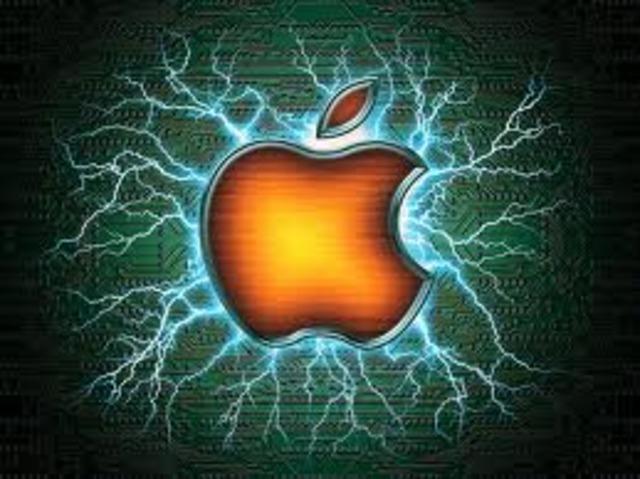 inicios de apple