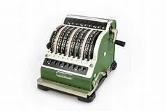 Calculadora mecánica