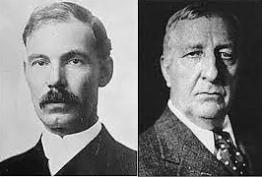 Siglo XX  Ross y McDougal 1908
