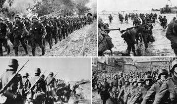 Siglo XX La Segunda Guerra Mundial (1939 – 1945)