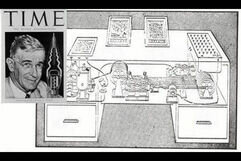 MEMEX - Vannevar Bush