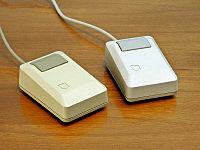 Invención del ratón (mouse)