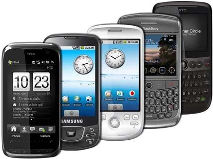Se crea el primer Smartphone