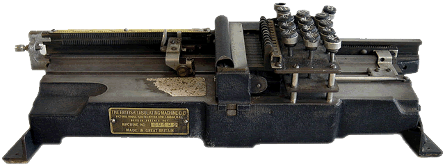 Keypunch Machine