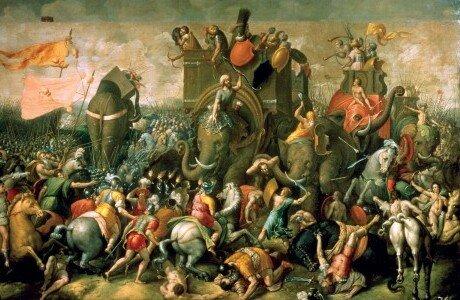 Roma conquereix el Lacio