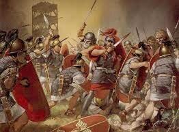 Roma conquereix la península itàlica