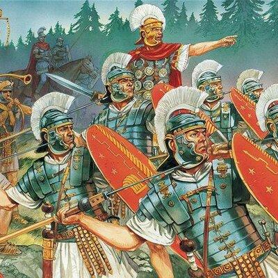 L'imperi roma timeline
