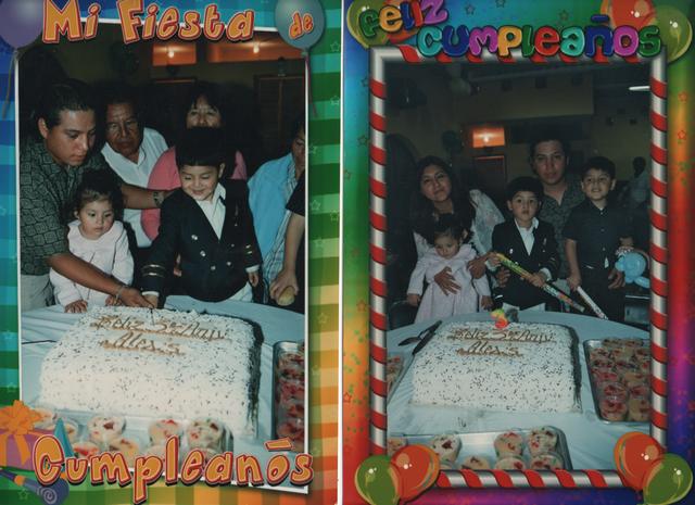 cumpleaños numero 3