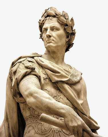 Juli Cèsar es escollit com a dictador vitalici
