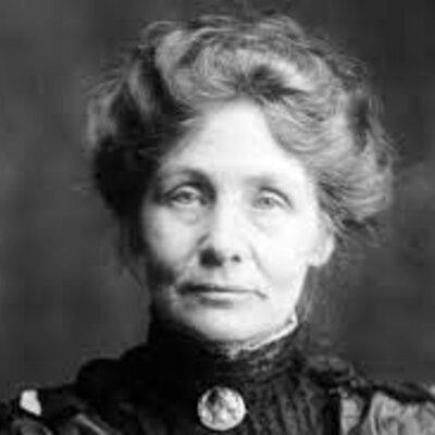 Emmeline Pankhurst timeline