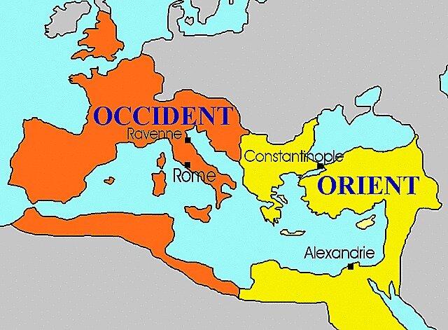 Constantinoble capital de l'imperi
