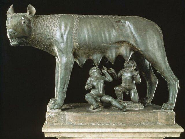 Ròmul, 1r rei de Roma
