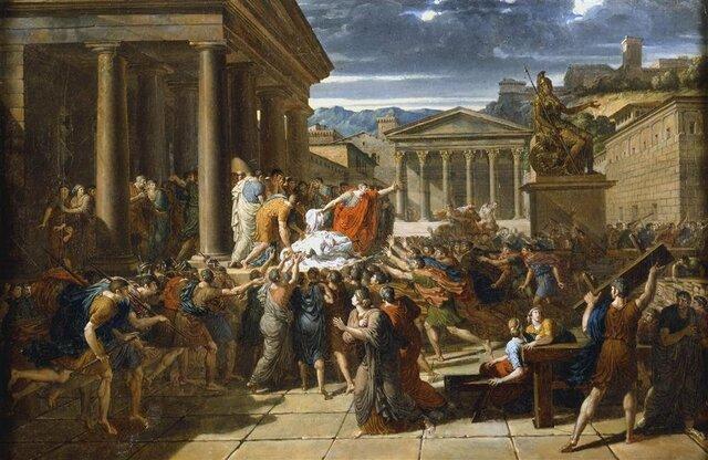 La mort de Juli Cèsar