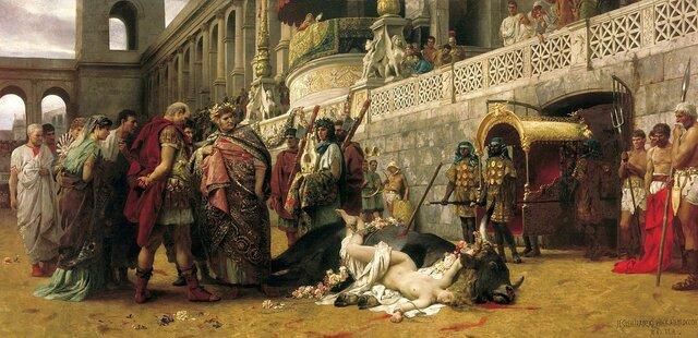 La gran persecució als cristians