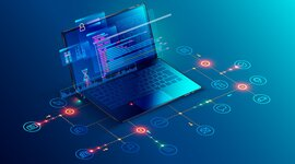 Evolució de la informàtica timeline