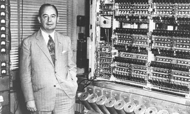 John von Neumann (1903 - 1957)