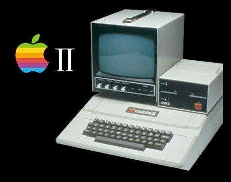 Primer ordinador a la venta anomenat apple (II)