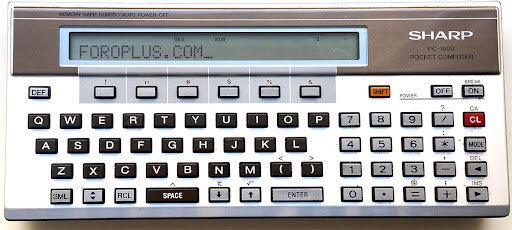 Calculadora programable