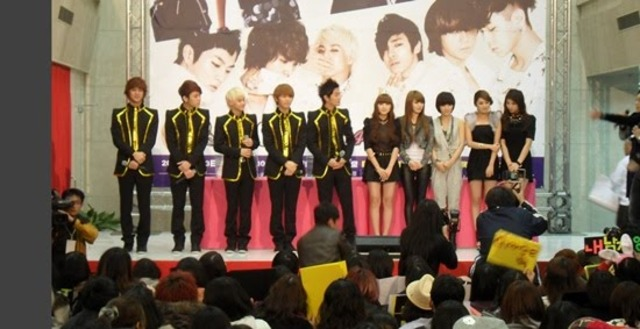 Beast commenced their first international promotions in Taiwan