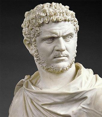 L'emperador Caracalla dóna la ciutadania romana
