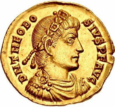 Teodosi I cristianisme en la religió oficial de l'imperi romà