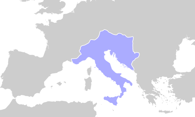 Els ostrogots envaeixen Roma