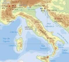 Roma controlava tota la península itálica