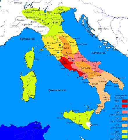 Roma (península itàlica)