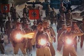 Indy Loses Ark,  but Follows the Nazis!